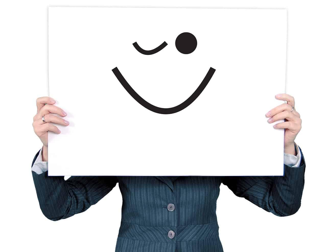 usmívejte se na cizí lidi